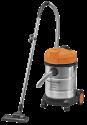 Rowenta PRO WET & DRY RU5053 - aspirateur - 1500 Watt - orange/inox