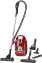Rowenta SILENCE FORCE COMPACT ANIMAL CARE - Bodenstaubsauger - 750 W - Rot