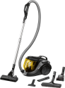Rowenta X-Trem Power Cyclonic Animal Care - Staubsauger - 750 Watt - Energieeffizienz: A - Schwarz / Gelb
