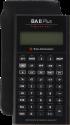 TEXAS INSTRUMENTS TI-BAII+ - Calcolatrice finanziaria - Nero