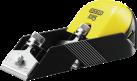 STANLEY RB 5 - Pialetto multiuso - Larghezza del ferro 50 mm - nero/giallo