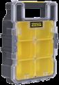 STANLEY FATMAX FMST1-72378 - Boîte de rangement - Pour les petites pièces et accessoires - Noir/Jaune