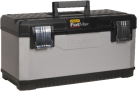 STANLEY FATMAX 1-95-616 - Boîte à outils - Plastique/Métal - Noir/Gris
