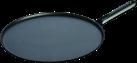 staub Crepiere, 30 cm, nero