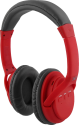 T'nB HASHTAG - Casque Over-Ear - Bluetooth - Rouge