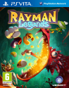 Rayman Legends, PS Vita, deutsch