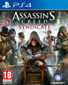 Assassins Creed Syndicate, PS4, multilingue