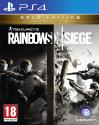 Tom Clancy's Rainbow Six Siege - Gold Edition, PS4, multilingual