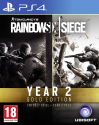 Tom Clancy's Rainbow Six Siege - Year 2 Gold Edition, PS4, multilingual