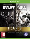 Tom Clancy's Rainbow Six Siege - Year 2 Gold Edition, Xbox One, multilingual