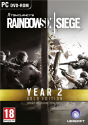 Tom Clancy's Rainbow Six Siege - Year 2 Gold Edition, PC, multilingual
