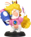 UBISOFT Mario & Rabbids Kingdom Battle Figurines Collection - Figure Lapin Crétin Peach - Ubicollectibles - 16.5 cm