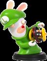 UBISOFT Mario & Rabbids Kingdom Battle Figurines Collection - Rabbid Luigi Figur - Ubicollectibles - 16.5 cm