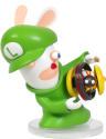 UBISOFT Mario & Rabbids Kingdom Battle Figurines Collection - Rabbid Luigi Figur - Ubicollectibles - 8 cm