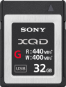 SONY QDG32E-R - Speicherkarte - Kapazität 32 GB - Schwarz