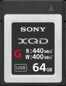 SONY QDG64E-R - Speicherkarte - Kapazität 64 GB - Schwarz