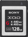 SONY QDG128E-R - Speicherkarte - Kapazität 128 GB - Schwarz
