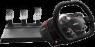 THRUSTMASTER TS-XW Racer - Force-Feedback-Lenkrad mit Pedalset - Für Xbox One/PC - Schwarz/Rot