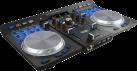 Hercules Universal DJ - DJ-Party 3.0 - Steuern Sie Ihre Mixe von all Ihren Geräten - Grau
