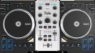 Hercules DJ Control AIR+ S Series - DJ-Kontroller - Grosse Jogwheels zum Scratchen - Schwarz