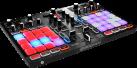 Hercules P32 DJ - All-in-One Controller - Anzeigen für die Loop-Grössen - Schwarz