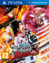 One Piece: Burning Blood, PS Vita, multilingual