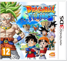 Dragon Ball Fusions, 3DS