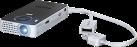PHILIPS PicoPix PPX4350W - Proiettore tascabile - Senza fili - Bianco