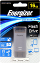Energizer FOTLIU016R - USB/Lightning-Flash-Laufwerk - 16 GB - Grau