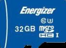 Energizer Ultimate microSDHC - 32 GB - Blau