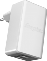 Energizer Dual USB - Bianco
