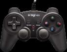 bigben Controller - für PlayStation 3 - Schwarz