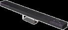 bigben Wii RF/Kabel Sensor Bar - Funk-Reichweite: ca. 6 m - Schwarz