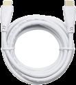 bigben Câble HDMI™ 1.4 - 3D - Câble HDMI - Pour PS4/PS3 - Blanc