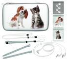 bigben Pack Animals XL - Zubehörpaket - für Nintendo 3DSXL