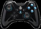 bigben Wireless Controller - Wii U - noir