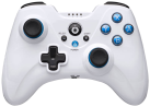 bigben Wireless Controller - Wii U - Weiss