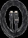 bigben HDMI Flachkabel 3 m, Schwarz
