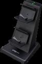 bigben Controller-Dual-Ladestation - für PlayStation 4 - Schwarz