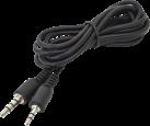 bigben câble de chat - pour PlayStation 4 - noir