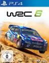 WRC 6, PS4, deutsch/französisch