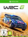 WRC 6, Xbox One, tedesco/francese
