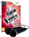 The Voice - La plus belle voix - incl. 2 Microphones, Wii U/Wii [Versione francese]