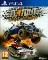 bigben Flatout 4 - Total Insanity, PS4, Deutsch/Französisch