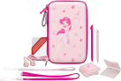 bigben Game Traveler Pack Fairy XL - Pack per New Nintendo 2DS XL/3DS XL - Rosa/Magenta/Bianco