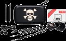 bigben Game Traveler Pack Pirate XL - Zubehör-Pack für New Nintendo 2DS XL/3DS XL - Schwarz