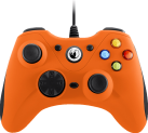 nacon Revolution Pro - Gaming Controller - Für PS4 - Orange