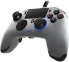 nacon Revolution Pro - Gaming Controller - Pour PS4 - Argent