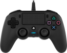 Nacon Gaming Controller Color Edition - PS4, Schwarz