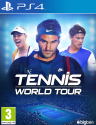 Tennis World Tour, PS4, Tedesco/Francese